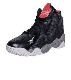quality design bdaec f9d42 REEBOK BOYS KAMIKAZE II MID PR SNEAKER Black Trajes Frescos, Zapatos De  Chico, Tienda