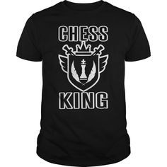 Chess King Players Grandmasters Gift TShirt