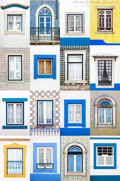 Windows of the World, Andre Vicente Goncalves, fenêtres Beach House Style, Building A Container Home, Goncalves, Window Design, Coups, Flat Design, Windows And Doors, Ramen, Architecture Design