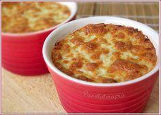 Sanduba no Potinho ~ PANELATERAPIA - Blog de Culinária, Gastronomia e Receitas