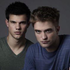 Edward and Jacob