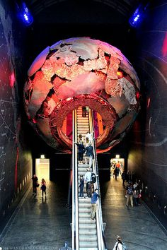 Planet Earth At The Natural History Museum | London
