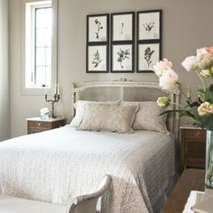 Bedroom Photos Sherwin Williams Mindful Gray Design, Pictures, Remodel, Decor and Ideas