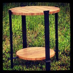 Metal Leg Side table for customer