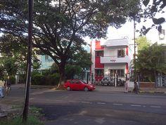Red Sadguru Bungalow on Paramhans Nagar Road, off Paud Road, Kothrud, Pune 411 038