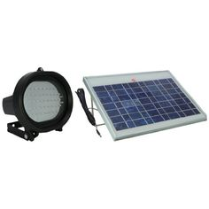 """FL06 Solar 45 LED Flag Pole Light (10 Watt Solar Panel) by Solar Illuminations. $299.99. The U.S. Code states that: """"It is the universal custom to display the flag only from sunrise to sunset on buildings and on stationary flag staffs in the open. However, when a patriotic effect is desired, the flag may be displayed twenty-four hours a day if properly illuminated during the hours of darkness."""" This, heavy duty, commercial grade, weatherproof, multi-purpose solar light is ..."""