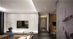 美学教授的新中式留白大公寓 高雅禅意素净都蕴含其中
