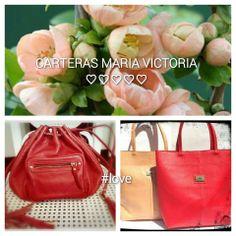 Carteras Maria Victoria Material: Cuero Vacuno. Leather Fan Page: Carteras Maria Victoria
