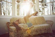 Antic&Chic. Decoración Vintage y Eco Chic: Ideas para cubrir un sofá con estilo