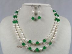 pearl necklaces jewelry | ... Necklace Earrings Set - China pearl necklace jewelry,pearls necklaces