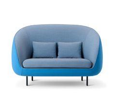 Haiku sofa - 2 pers. | GamFratesi | Fredericia