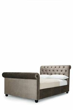 Buy Westcott Bedstead from the Next UK online shop Right off to now I was into this of a bed! Gutted in off to the land of nod, really got into This if you hadn't already noticed pmsl xx Outdoor Sofa, Outdoor Furniture, Sleigh Beds, New Beds, Luxurious Bedrooms, Bed Frame, Master Bedroom, Sweet Home, New Homes