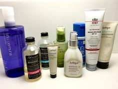 Korean skincare routine to help keep acne at bay