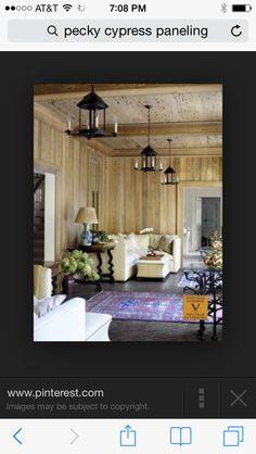 Floor? Pecky ceiling