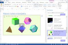 Geogebra app