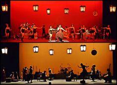 La Non Plus Ultra Orquesta Iluminación y escenografía Bobby Watson