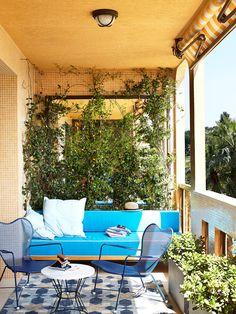 Influencias francesas e italianas y un poco de Art Déco se fusionaron en este departamento en Mónaco.