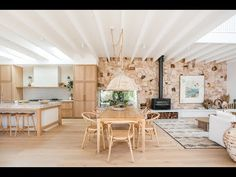 Blue Lagoon Build Episode 7 - This is Living Australian Interior Design, Australian Homes, Australian Home Decor, Small Space Living, Living Spaces, Living Room, Living Area, Home And Living, Home And Family