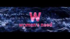 Woman's Need  -Video Logo