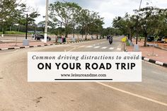 Summer is the perfect time of year to head out on an adventurous road trip. Common driving distractions to avoid on your road trip this summer