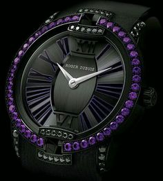Time for Purple...