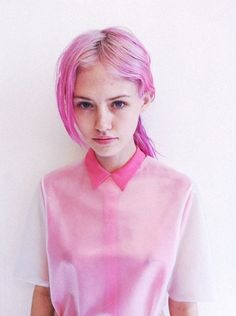 Charlotte Free- Pink! Innocence