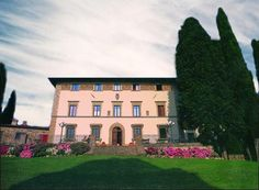 Villa Campestri...one of the best parts of our honeymoon