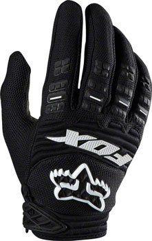 Fox Racing Dirtpaw Race Gloves Black, M - Men's - http://ridingjerseys.com/fox-racing-dirtpaw-race-gloves-black-m-mens/