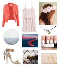 """""""#469"""" by splendoraviolet ❤ liked on Polyvore featuring Yves Saint Laurent, Etro and MANGO"""