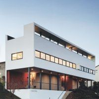 The Weissenhof Estate and the Le Corbusier House  <<<Precedents>>>