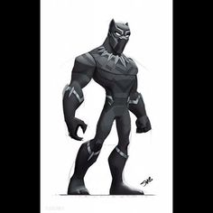 Early concept I did for our Marvel IGP Black Panther! Strong Character, Character Concept, Character Art, Marvel Heroes, Marvel Characters, Marvel Dc, Comic Art, Comic Books, Marvel Drawings