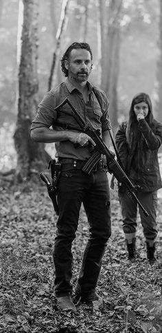 + The Walking Dead 2, Walking Dead Tv Series, Rick Grimes, Walking Dead Characters, Ricky Dicky, Abraham Ford, Andy Lincoln, Zombie Movies, Stuff And Thangs