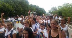 El gobernador del estado Táchira, José Gregorio Vielma Mora, acusó a partidos de oposición de estar detrás de la movilización del pasado 5 de julio cuando