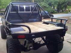 *Official* Toyota Flatbed Thread - Page 19 - : and Off-Road Forum - Today Pin Truck Flatbeds, Truck Mods, Pickup Trucks, Toyota Autos, Toyota Hilux, Toyota Tacoma, Toyota Pickup 4x4, Toyota Trucks, Cool Trucks