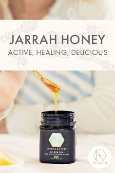 There's no doubt about it, when winter comes calling our natural defences could certainly do with a helping hand. Check our our Jarrah 22  which is one of our highest TA rating honeys and is a great way to boost your wellbeing when it needs it the most. Find it on the website. Sign up to the newsletter if you'd like 20% off your first order.  #luxuryhoney #jarrahhoney #redgumhoney #nectahive #antimicrobialhoney #healinghoney #wellbeing Australian Honey, Honey Benefits, Best Honey, Did You Eat, Alternative Treatments, Sugar Cravings, Low Sugar, For Your Health, Afternoon Tea