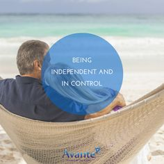 Benefits of enough income in retirement. #1   #independence #control #retirehappy #avantefs #financialadvice  www.avantefinancial.com.au
