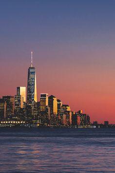Lower Manhattan, West Side (Hudson River)