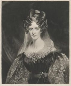 dowager queen adelaide - Google Search