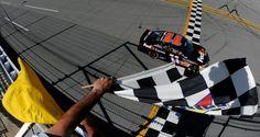Unter Gelb gewinnt Hamlin das Aaron's 499... ThreeWide.de | Der NASCAR-Stammtisch