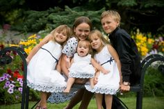 Amy Osmond Cook's children