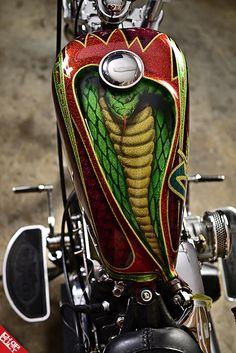 I met Rex Harris back in 2014 at Pinned Ohio in Columbus. Triumph Motorcycles, Custom Motorcycles, Choppers, Dirt Bike Girl, Girl Motorcycle, Motorcycle Quotes, Woodstock, Airbrush, Geometric Art Tattoo