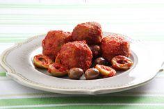 Polpette alle olive ricetta