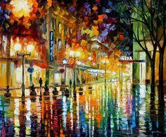 imagenes de pinturas de la lluvia - Buscar con Google