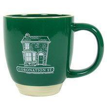 Coronation Street mug I have 2 of these mugs! Coronation Street Cast, Tv Soap, Mug Shots, Guilty Pleasure, Wicked, Clever, Beans, British, Calm