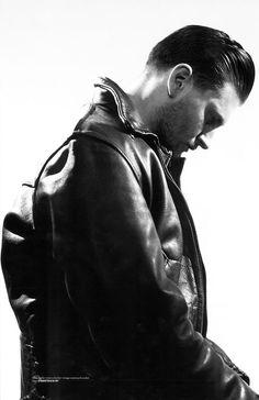 Exhibition Magazine - Leather (also w/ models Sean K