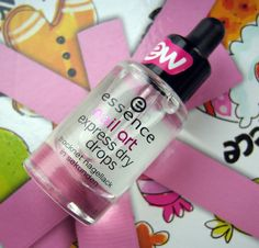 Review: Essence Express Dry Drops