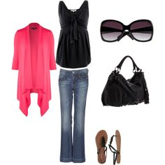 just chilln, created by rachelpilson.polyvore.com