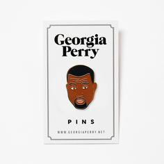 Kanye West Pin