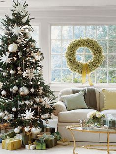Tips for a Prettier Christmas Tree