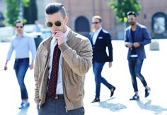 TOMMY TON'S STREET STYLE: PITTI UOMO 2013 UPDATED!